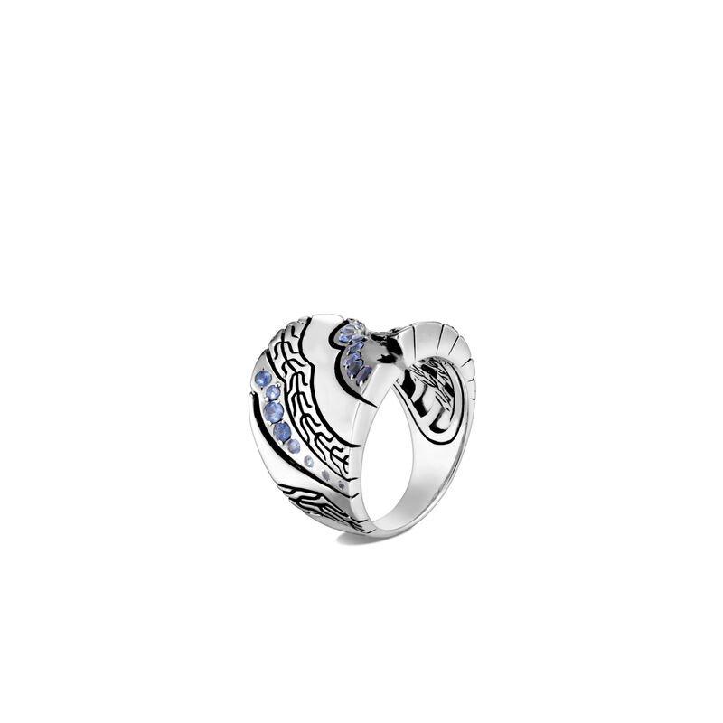 John Hardy Saddle Ring