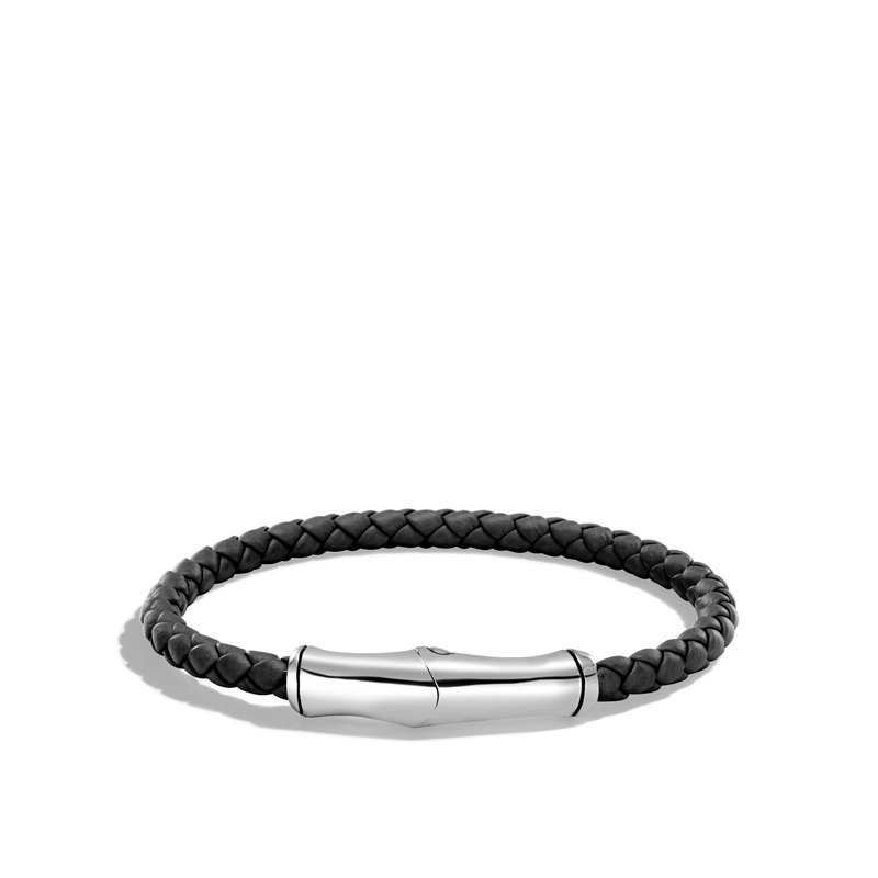 John Hardy Bamboo Braided Bracelet