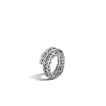 Tiga Double Coil Ring