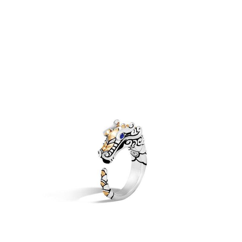 John Hardy Naga Brushed Ring