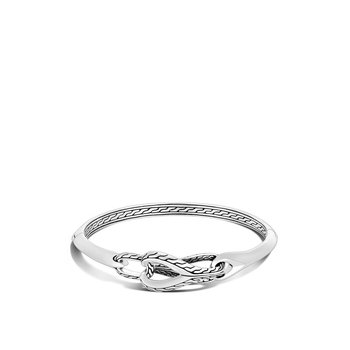 Asli Classic Chain Link Hinged Bangle