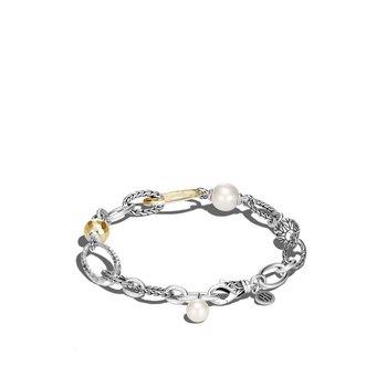 Palu Pearl Charm Bracelet