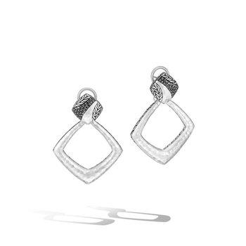 Classic Chain Door Knocker Transformable Earrings
