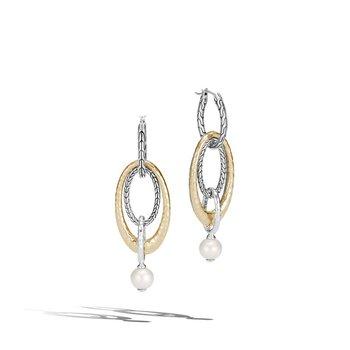 Palu Pearl Multi Drop Link Earring