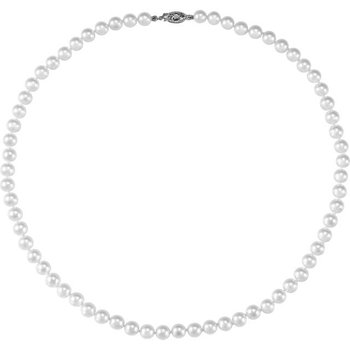 From the Pearl Collection 4.5mm-5mm Akoya Cultured Pearl Strand