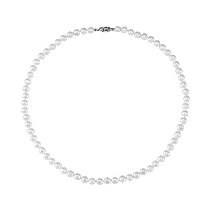 Signature Collection From the Pearl Collection 4.5mm-5mm Akoya Cultured Pearl Strand