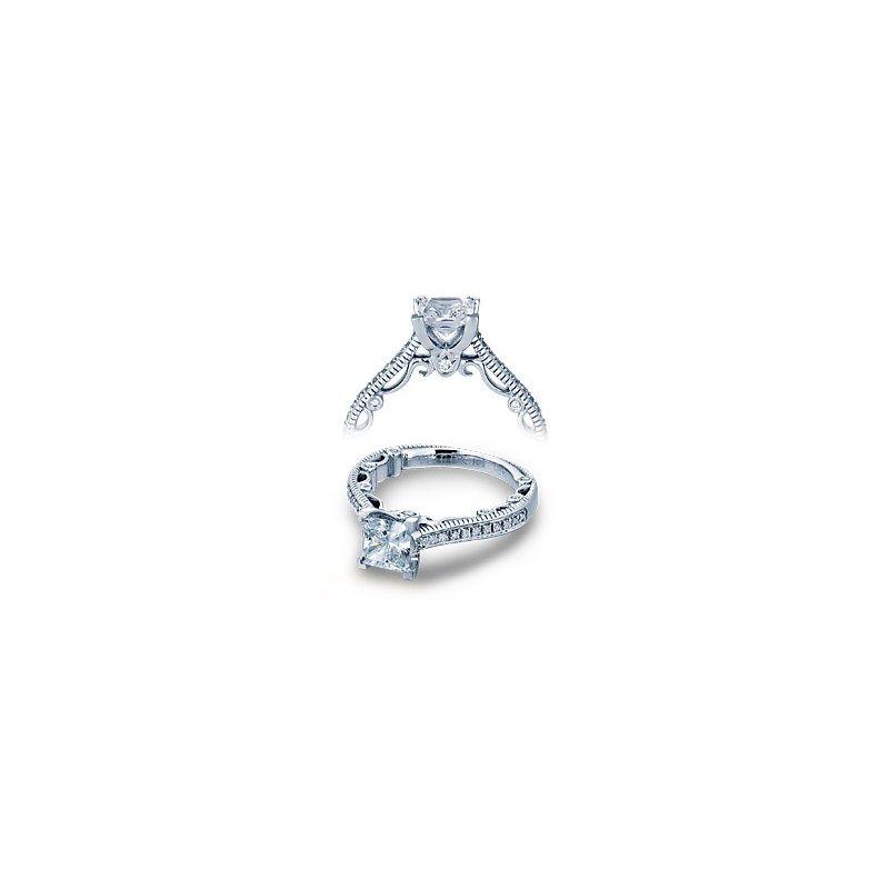 Verragio Verragio Paradiso-3078P-PLT - Platinum Diamond Engagement Ring by Verragio