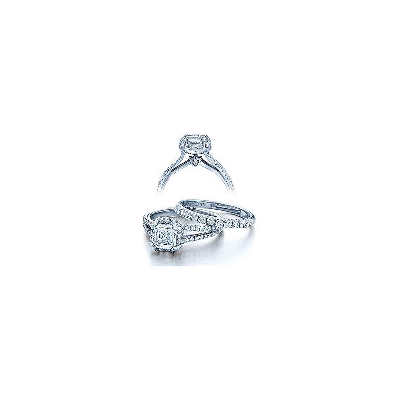 Verragio Verragio Couture-0378 - 14k White Gold Diamond Engagement Ring by Verragio
