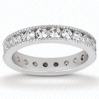 EWB465 Eternity Band Unique Settings