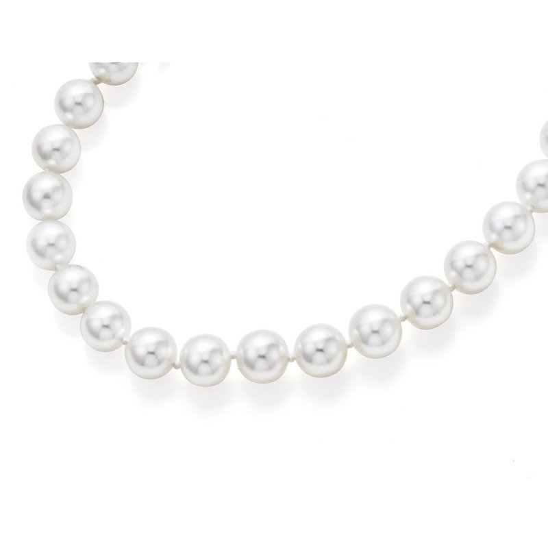 Signature Collection From the Pearl Collection 8-8.5mm Akoya White Pearl Strand