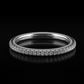 Tradition Collection Wedding Band - Style# TR120W by Verragio