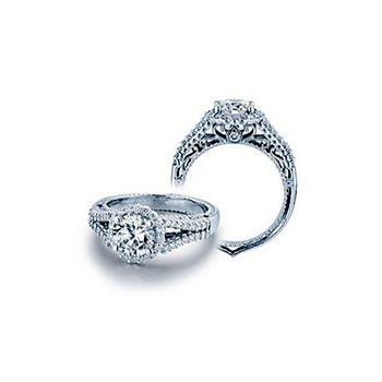 Verragio Venetian-5020 - 14k White Gold Diamond Engagement Ring by Verragio