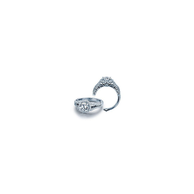 Verragio Verragio Venetian-5020 - 14k White Gold Diamond Engagement Ring by Verragio
