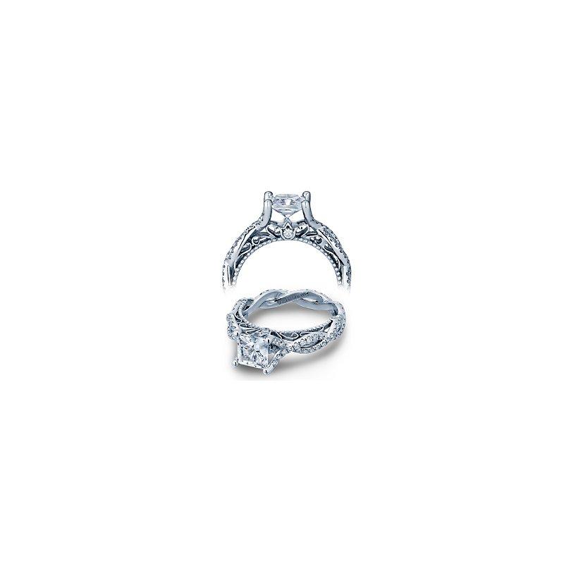 Verragio Verragio Venetian 5031 - 14k White Gold Diamond Engagement Ring by Verragio