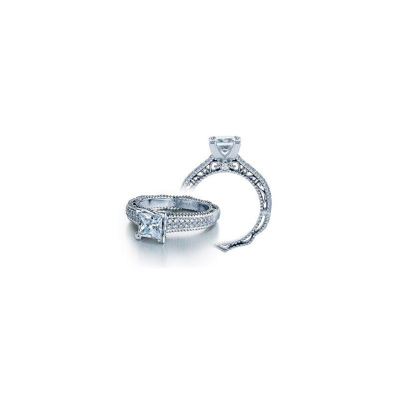Verragio Verragio Venetian 5011P - 18k White Gold Diamond Engagement Ring by Verragio