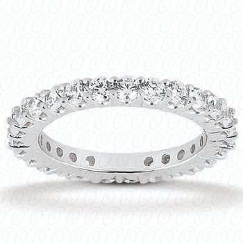 EWB412 Eternity Band Unique Settings