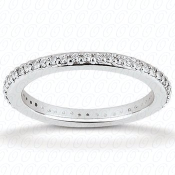 EWB450 Eternity Band Unique Settings