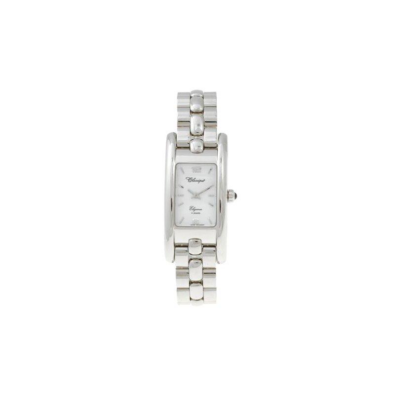 Swiss Watches Classique Ladies' Stainless Steel Swiss Quartz Watch - #28-104AW