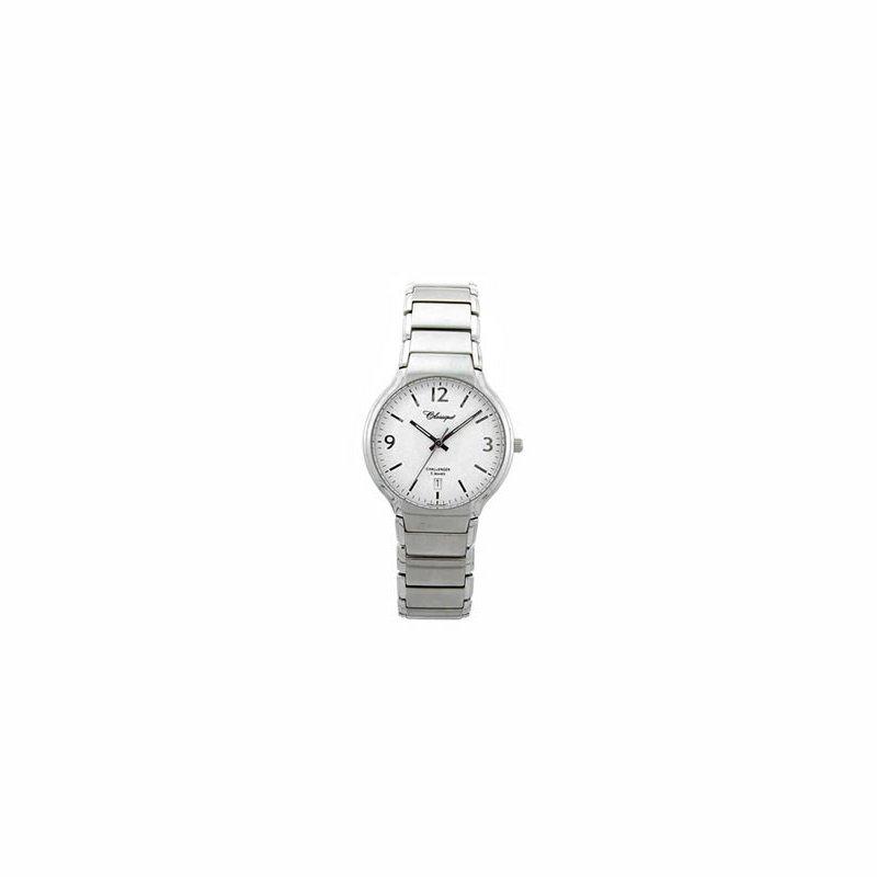 Swiss Watches Classique Gents Stainless Steel Swiss Quartz Watch - #35825