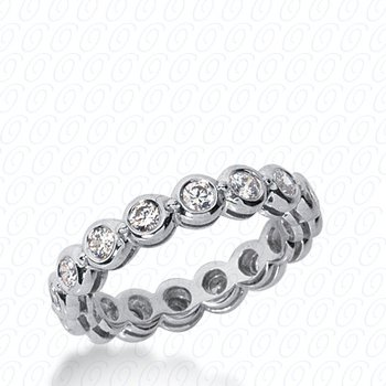 EWB385 Eternity Band Unique Settings