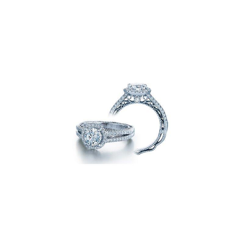 Verragio VERRAGIO VENETIAN-5007R - 14k White Gold Diamond Engagement Ring by Verragio