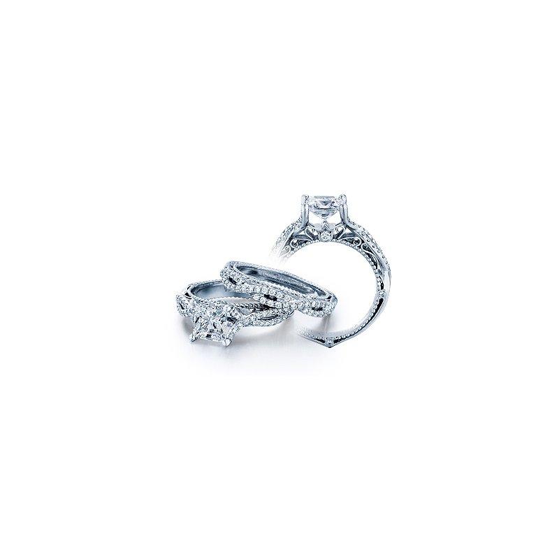 Verragio Verragio Venetian 5003 - 14k White Gold Diamond Engagement Ring by Verragio