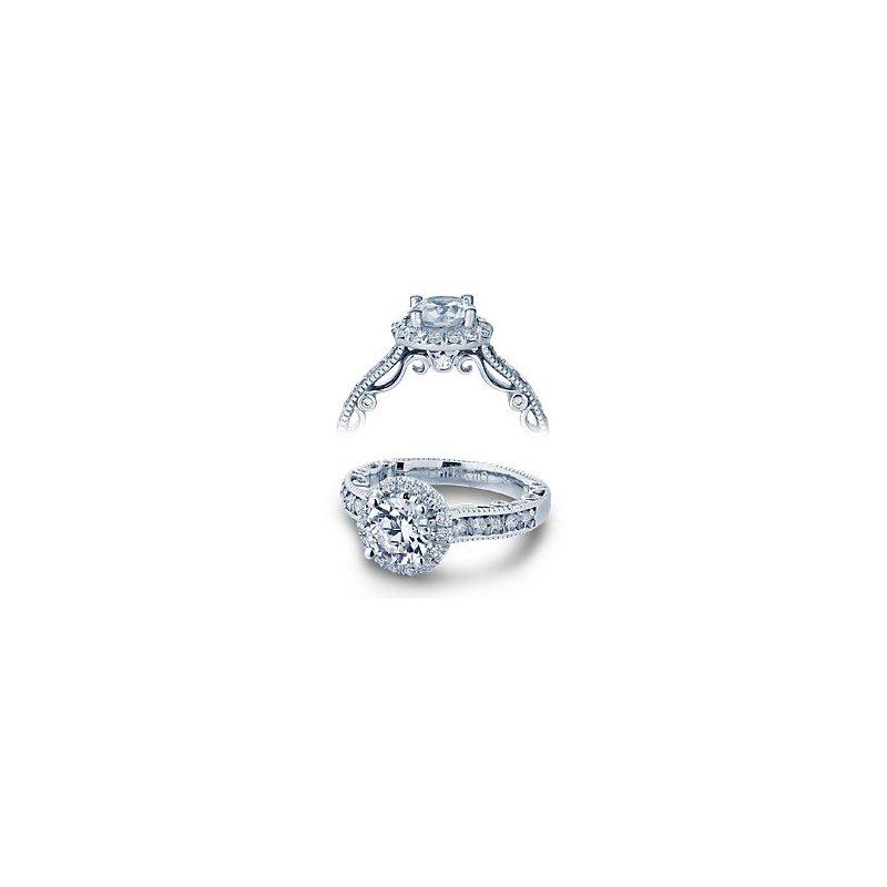 Verragio Verragio Paradiso-3077R - 14k White Gold Diamond Engagement Ring by Verragio