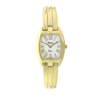 Classique' Ladies Gold Plate 1/2 Bangle Watch - #28-124G