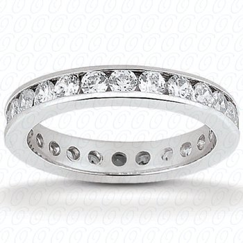 EWB421 Eternity Band Unique Settings