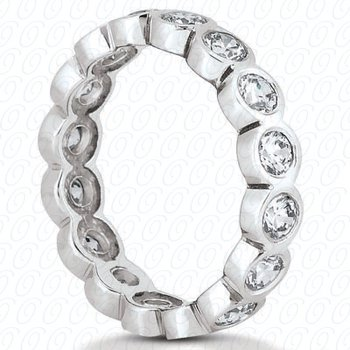 EWB210 Eternity Band Unique Settings