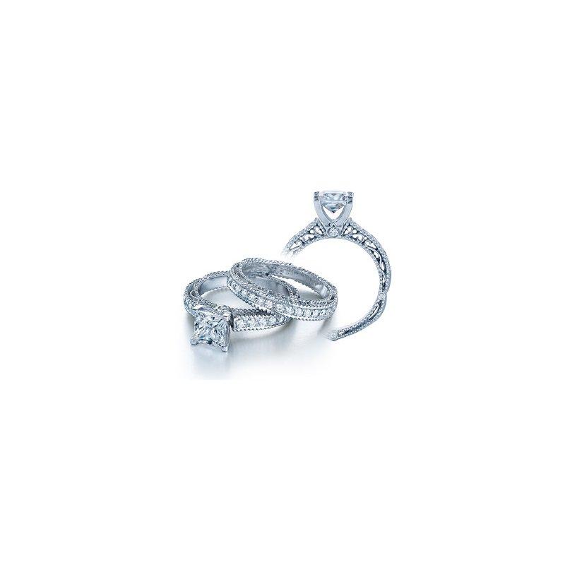 Verragio Verragio Venetian-5001P - 14k White Gold Diamond Engagement Ring by Verragio