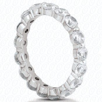 EWB102 Eternity Band Unique Settings