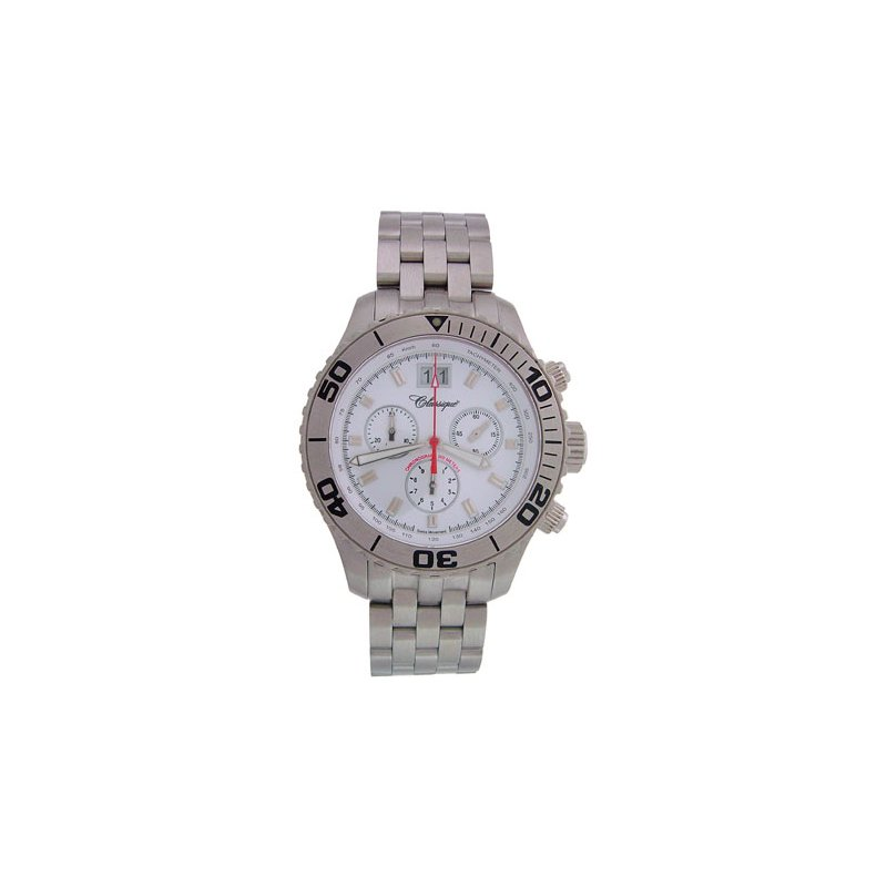 Swiss Watches Classique Gents 200M Swiss Made Chronograph Watch