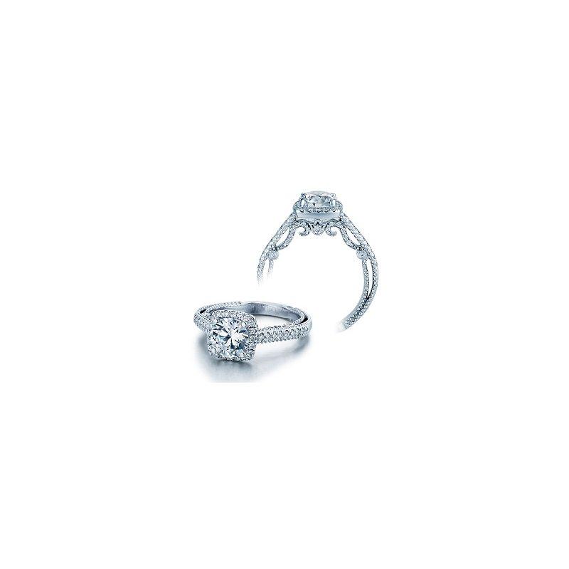 Verragio Verragio Insignia 7061 - 18k White Gold Diamond Engagement Ring by Verragio