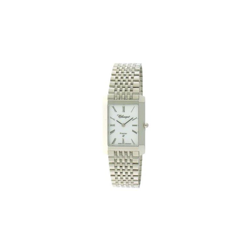 Swiss Watches Classsique' Ladies Stainless Steel Premier Watch - #28-126W