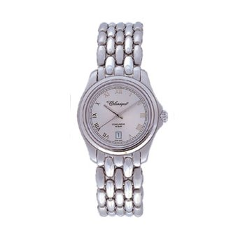 Classique Ladies' Stainless Steel Swiss Quartz Watch #35807