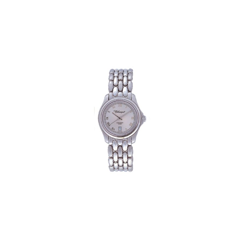 Swiss Watches Classique Ladies' Stainless Steel Swiss Quartz Watch #35807