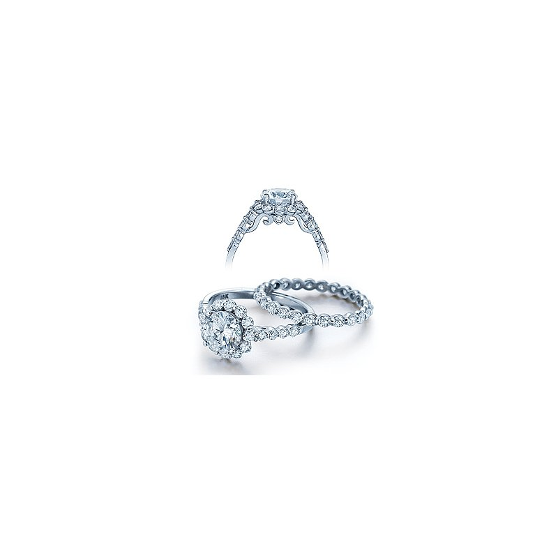 Verragio Verragio Insignia-7033 - 14k White Gold Diamond Engagement Ring by Verragio