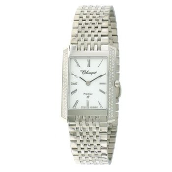 Classsique' Ladies Stainless Steel Diamond Set Watch - #28-126WD