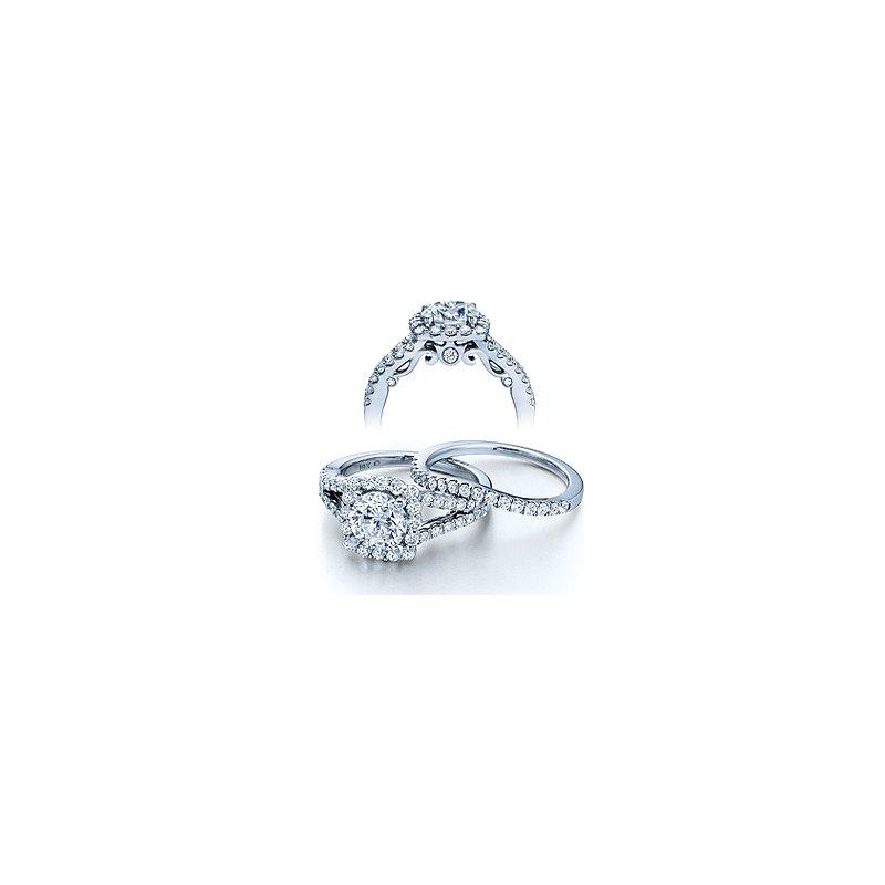 Verragio Verragio Insignia-7046-PLT - Platinum Diamond Engagement Ring by Verragio