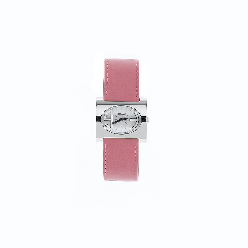Swiss Watches Classique Ladies' Hot Pink Swiss Quartz Watch - #72-01W Pink