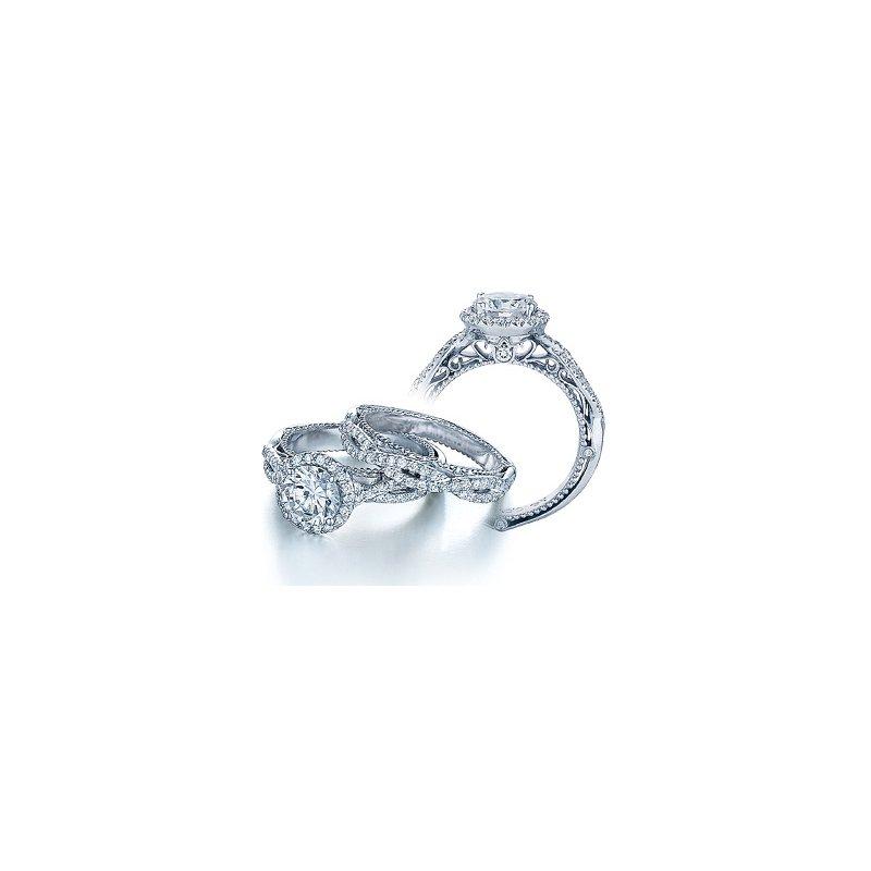 Verragio Verragio Venetian 5005R-2 - Platinum Diamond Engagement Ring by Verragio