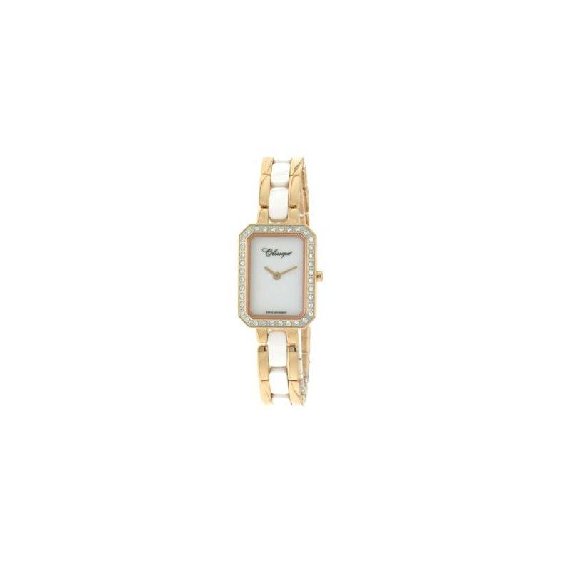 Swiss Watches Classique Ladies' White Ceramic Watch - #87-02RW