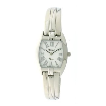 Classique' Ladies Stainless Steel 1/2 Bangle Watch - #28-124W