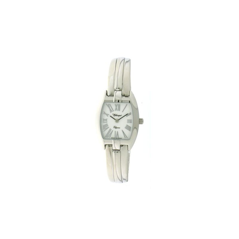 Swiss Watches Classique' Ladies Stainless Steel 1/2 Bangle Watch - #28-124W