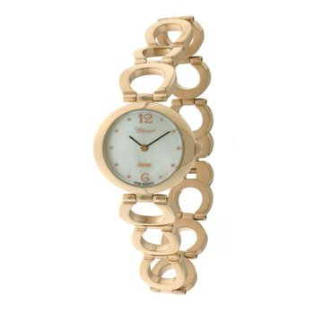 Classique' Ladies Stainless Steel Rose Gold Plated Watch - #28-131R