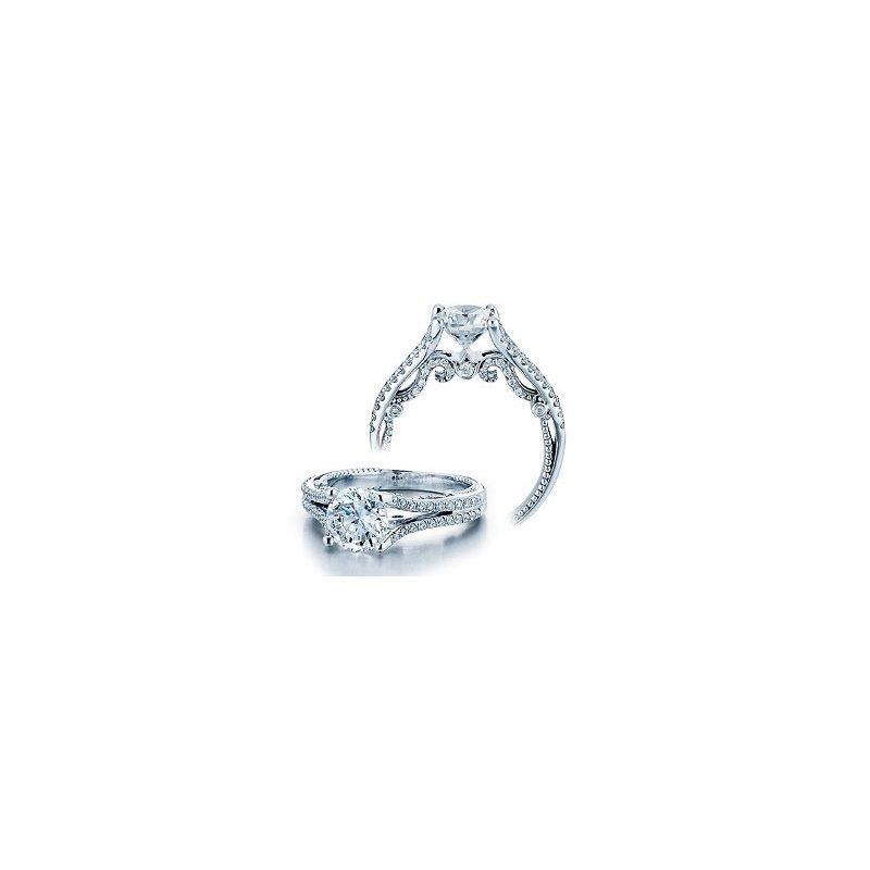 Verragio Verragio Insignia 7063 - 18k White Gold Diamond Engagement Ring by Verragio