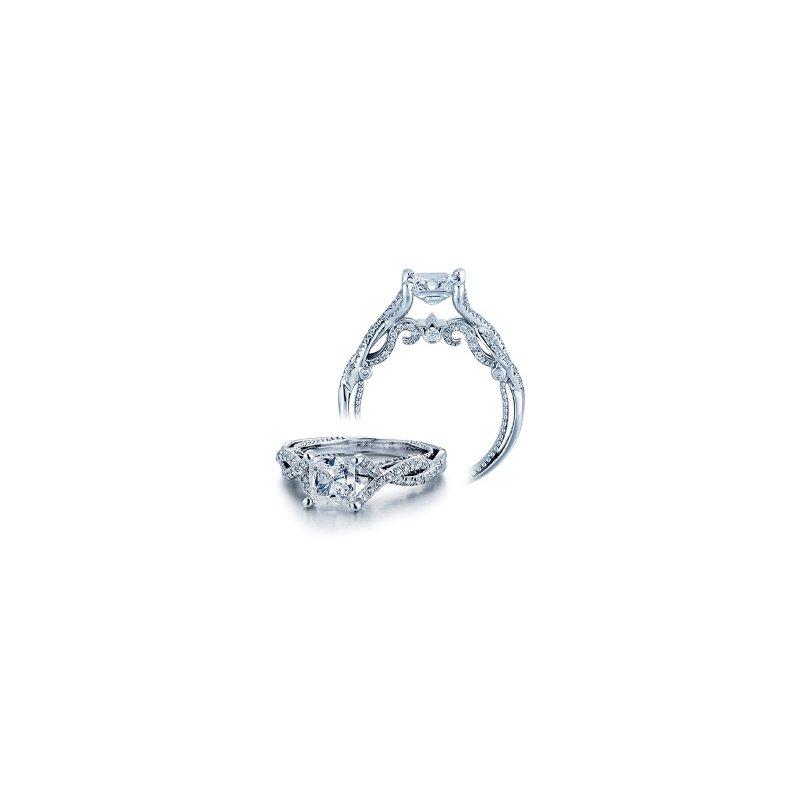 Verragio Verragio Insignia 7060 - 18k White Gold Diamond Engagement Ring by Verragio