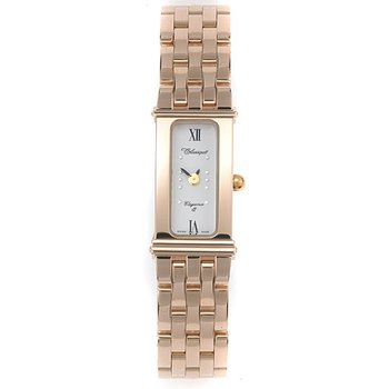Classique Ladies' Rose Gold Plated Swiss Quartz Watch - #14-146R