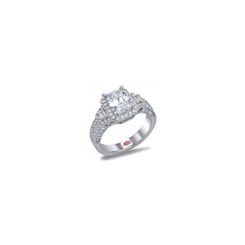 Demarco Demarco DW6132- 18k White Gold Engagement Ring by Demarco